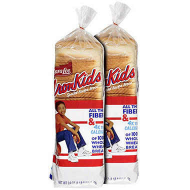 Sara Lee® Iron Kids® Round Top Bread - 24 oz. - 2 pk.