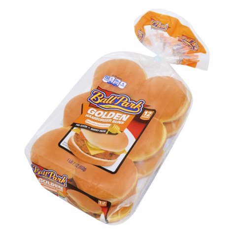 Ball Park Golden Hamburger Buns (23 oz., 12 ct.)