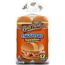 Ball Park Tailgaters Hawaiian Sweet Buns (12 ct.)