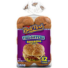 Ball Park Tailgaters Sesame Buns (12 ct.)