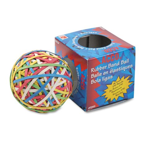 ACCO Rubber Band Balls