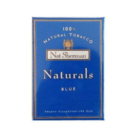 Nat Sherman Naturals Blue (20 ct., 5 pk.)