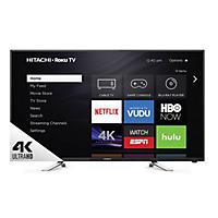 """Hitachi 60"""" Class 4K Ultra HD TV with Roku - 60R70"""