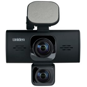 Uniden DC360 Dual-Camera Automotive Dashcam Video Recorder