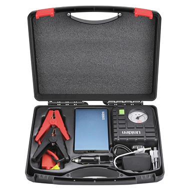 Uniden Emergency Power Pack Jump Starter with Air Pump