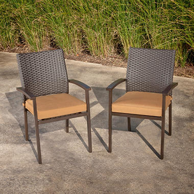 Coral Gables Dining Chair - 2 pk.
