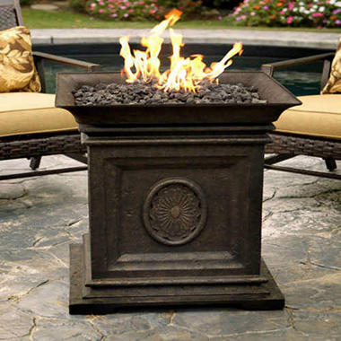 Bristol Portable Outdoor Gas Firepit
