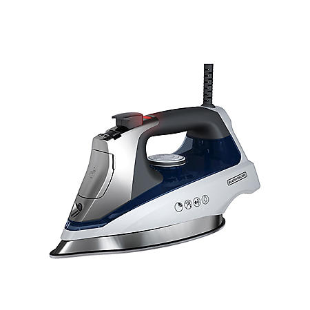 Black + Decker Allure Steam Iron