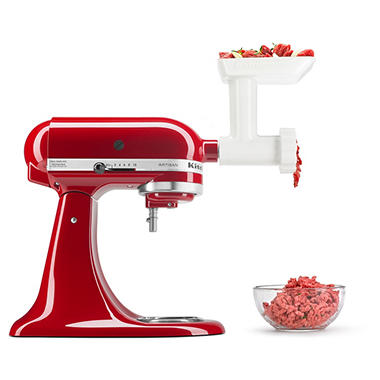KitchenAid Food Grinder Attachment for Stand Mixers