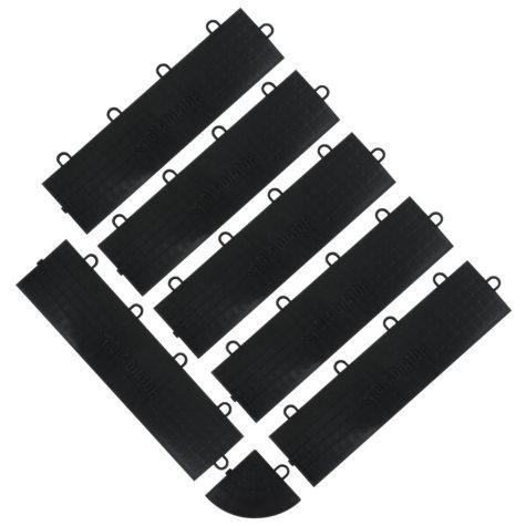 Gladiator Female Tile Flooring Edge Trim (6 ct.)