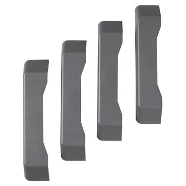 Gladiator GearTrack End Cap for Channels (4-Pack)