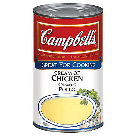 Campbell's Cream of Chicken Soup (50 oz.)