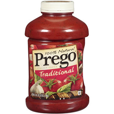 Prego® Traditional Italian Sauce - 67 oz.