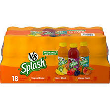 V8 Splash Variety Pack (12 oz. bottles, 18 pk.)
