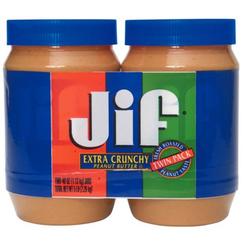Selected Peanut Butter