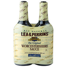 Lea & Perrins Worcestershire Sauce (15 oz. bottle, 2 pk.)