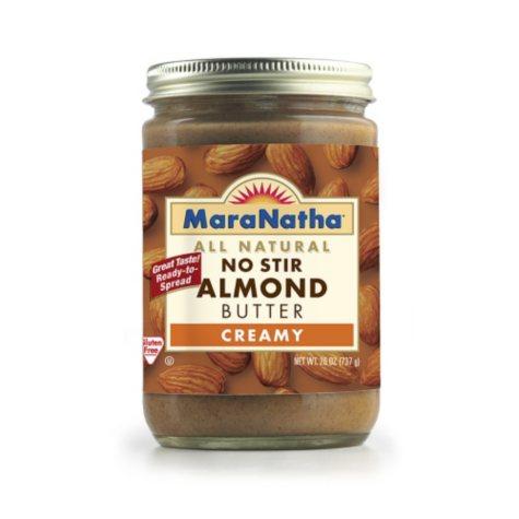 MaraNatha No Stir Almond Butter - 26 oz.