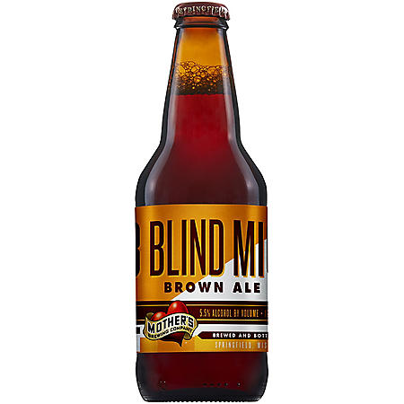Mother's Three Blind Mice Brown Ale (12 fl. oz. bottle, 6 pk.)