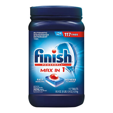 finish all in 1 max tabs 82 tablets