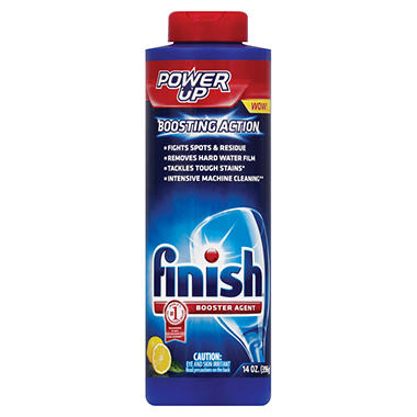 Finish Power Up Booster Agent - 14 oz.