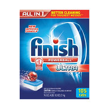 Finish Powerball Ultra Dish Tabs (105 ct.)