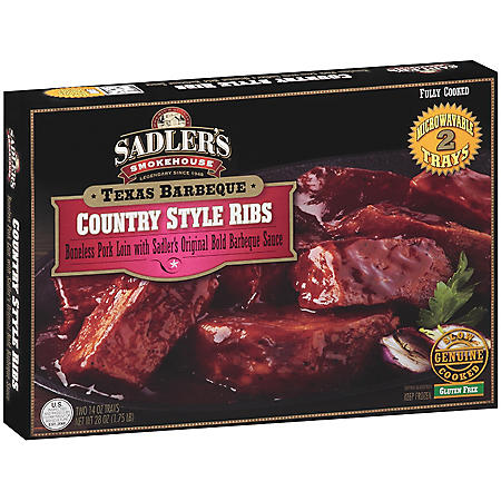 Sadler S Smokehouse Texas Barbeque Country Style Ribs 14