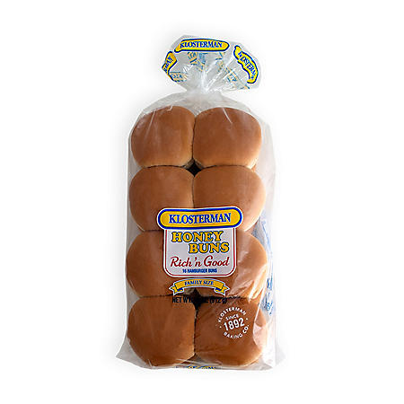 Klosterman Honey Rolls (25.4 oz., 2 pk.)
