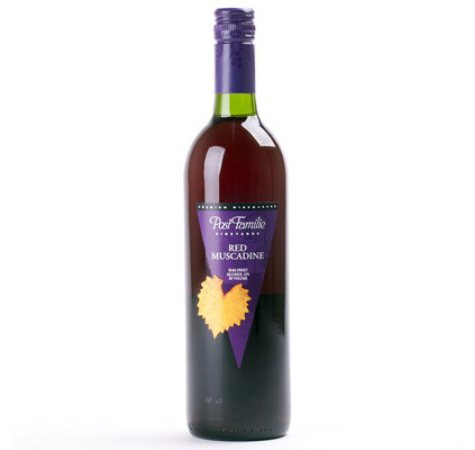 Post Familie Vineyards Red Muscadine (750 ml)