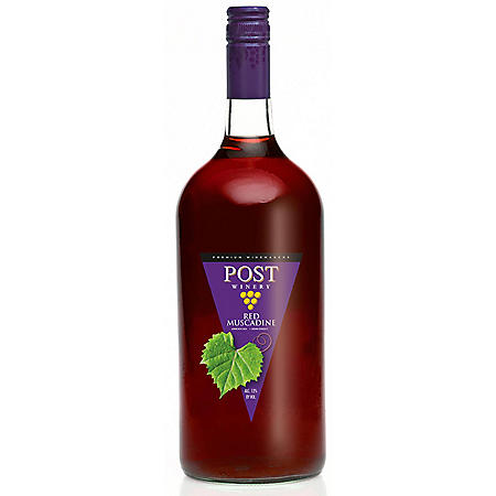 Post Familie Vineyards Red Muscadine (1.5 L)