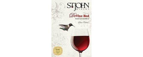 St. John DeVine Red (3 L)