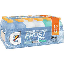 Gatorade Frost Variety Pack (20 oz. ea., 24 pk.)