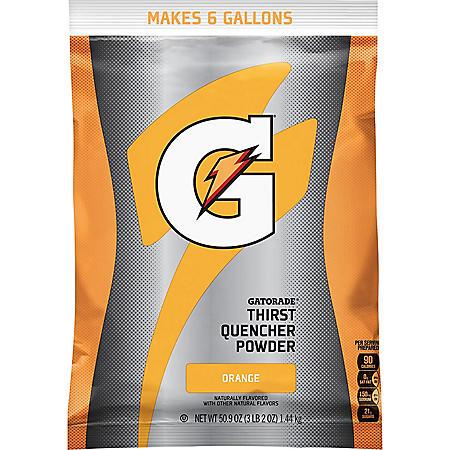*Deleted* Gatorade Thirst Quencher Sports Drink Powder Orange (51oz)