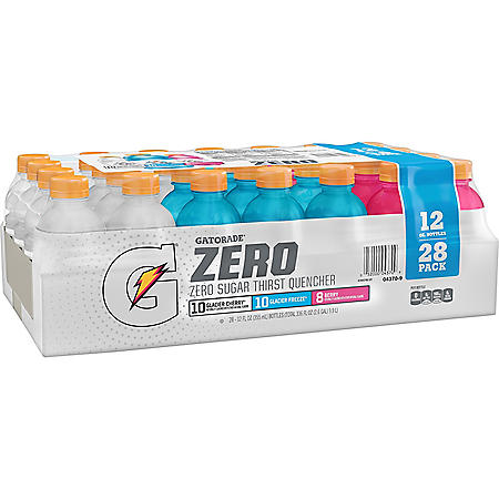 Gatorade Zero Variety Pack (12oz / 28pk)