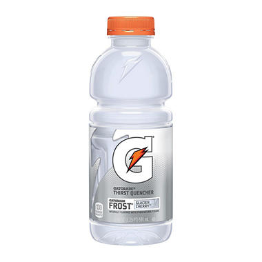 Gatorade Glacier Cherry (20 oz. bottle)