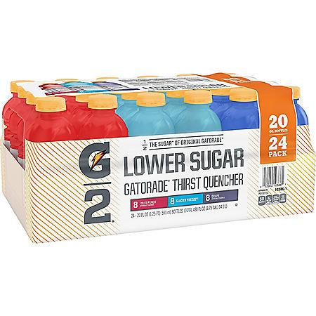 Gatorade G2 Variety Pack (20oz / 24pk)