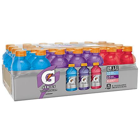 Gatorade All Stars Variety Pack (12 oz., 24 pk.)