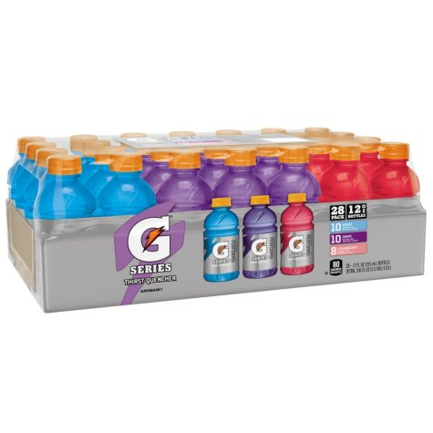 Gatorade All Stars Variety Pack (12 oz., 24 pk.)