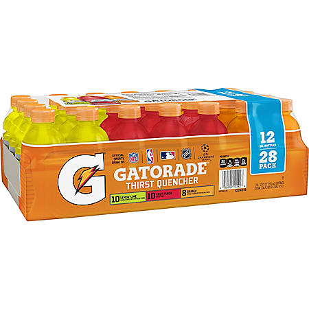 Gatorade Sports Drinks Core Variety Pack (12oz / 28pk)