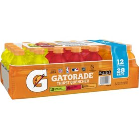 Gatorade Sports Drinks Core Variety Pack (12 oz., 28 pk.)
