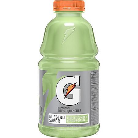 Gatorade Lime Cucumber Pack (32oz / 12pk)