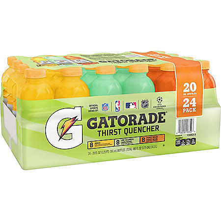 Gatorade Fresco Variety Pack (20oz / 24pk)