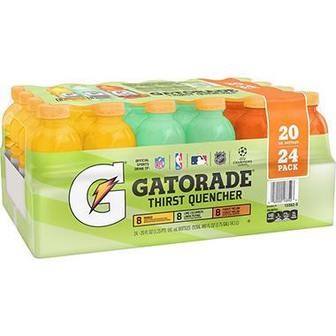 Gatorade Flow Nutrition