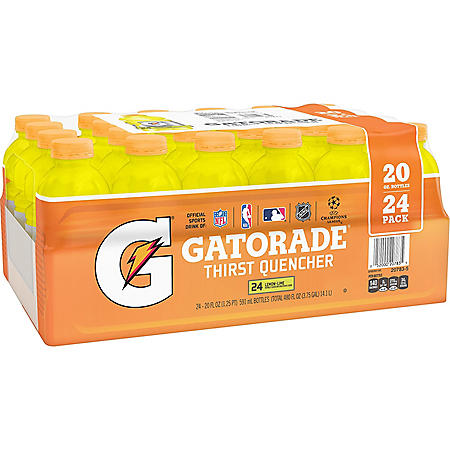 Gatorade® Lemon-Lime (20 oz., 24 pk.)