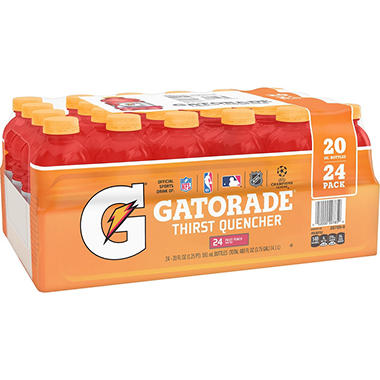 Gatorade Fruit Punch (20 oz., 24 pk.)