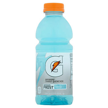 Gatorade Glacier Freeze (20 oz. bottle)