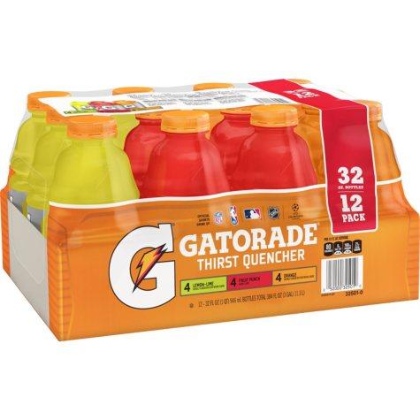 Gatorade® Classic Variety Pack (32 oz., 12 pk.)