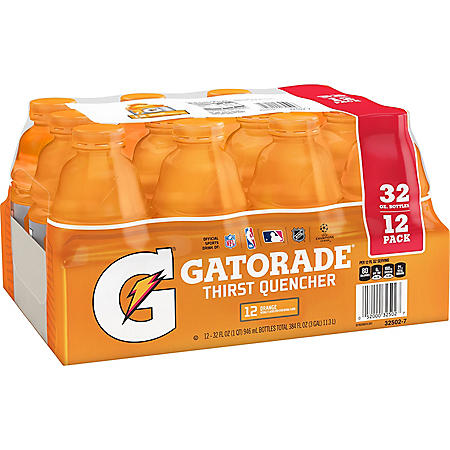 Gatorade Orange (32oz / 12pk)