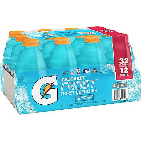 Gatorade Frost Glacier Freeze (32oz / 12pk)