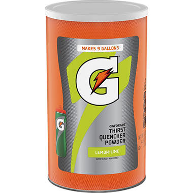 Gatorade Powder - 76.5 Oz.