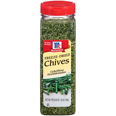 McCormick® Chopped Chives - 1.35 oz.
